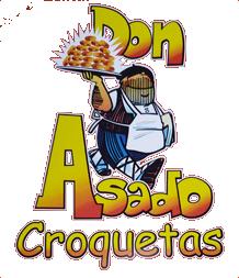 Don Asado Croquetas Logo